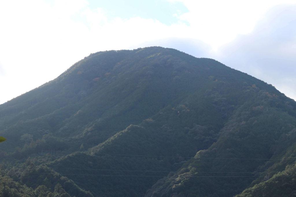 種まき権兵衛の里からの便石山