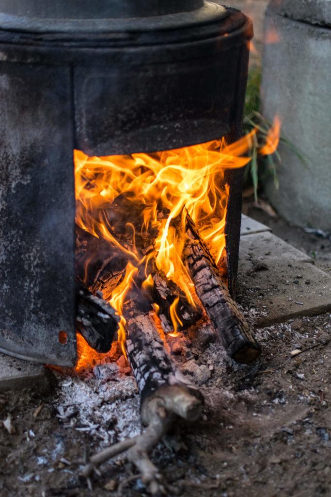 薪のイメージ