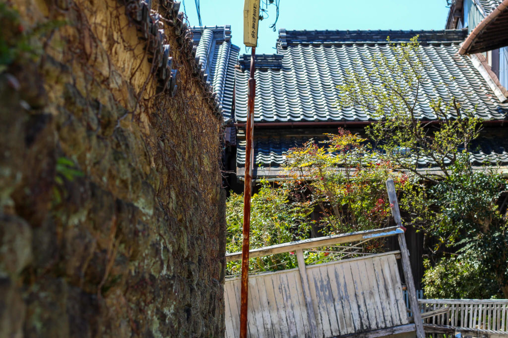 熊野まち歩き 建物