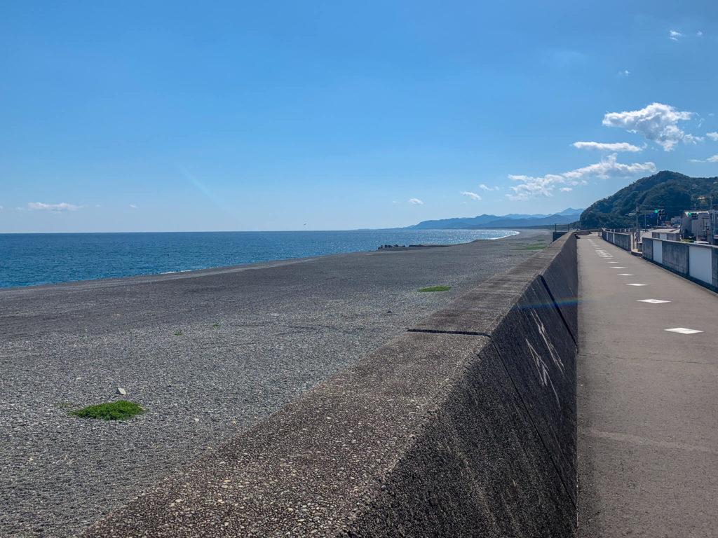 熊野まち歩き 海