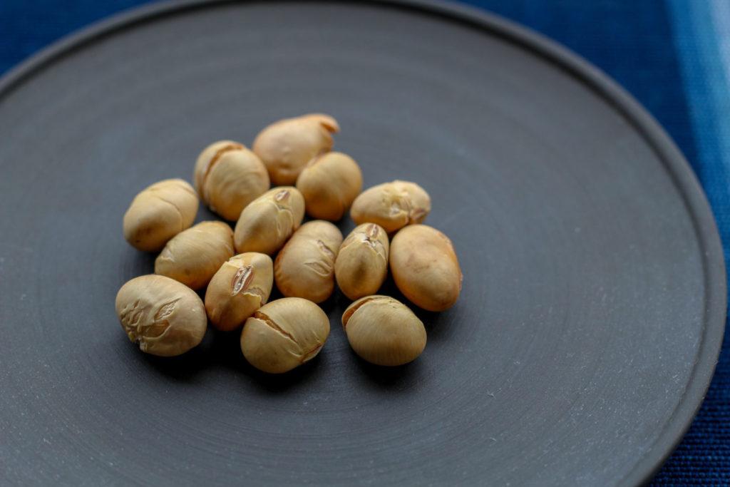 ポーズを決める嬉野大豆2