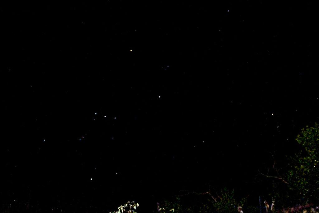 伊勢市の星空