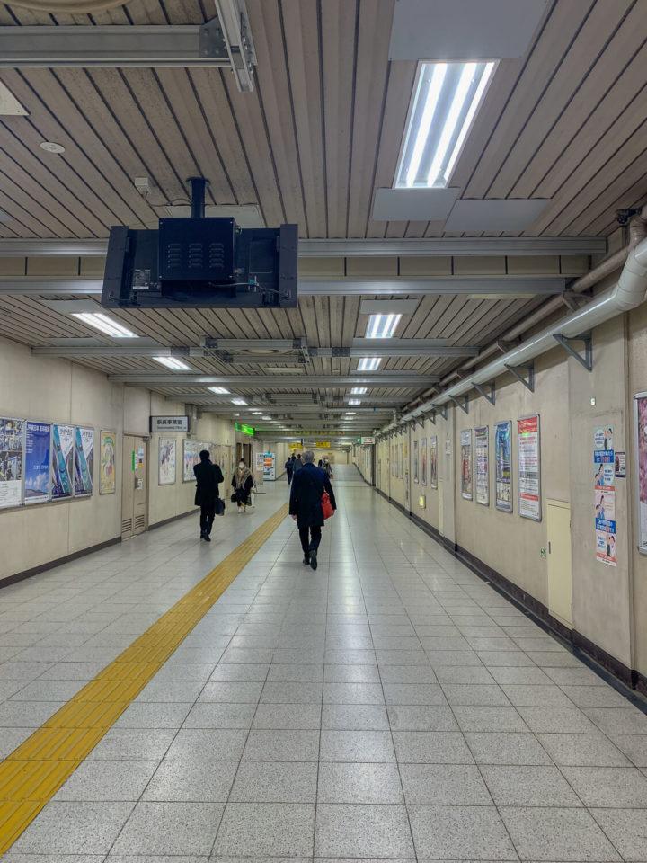 新日本橋駅4