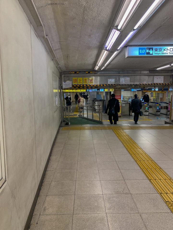新日本橋駅7