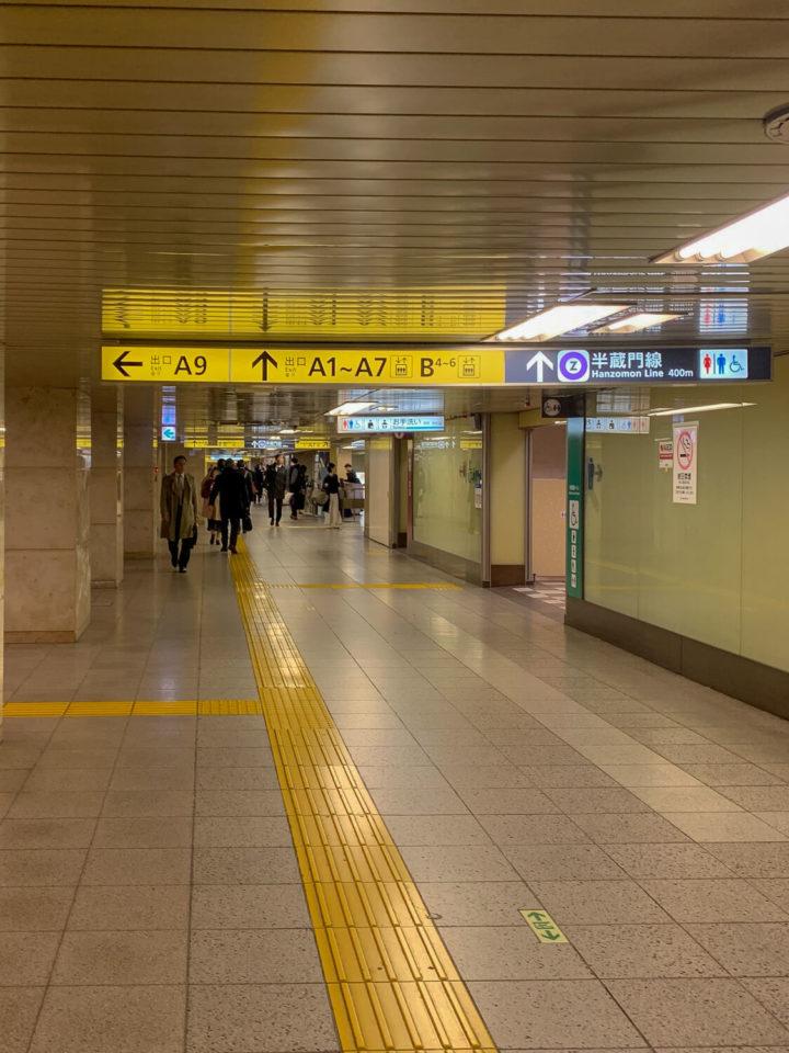 新日本橋駅8