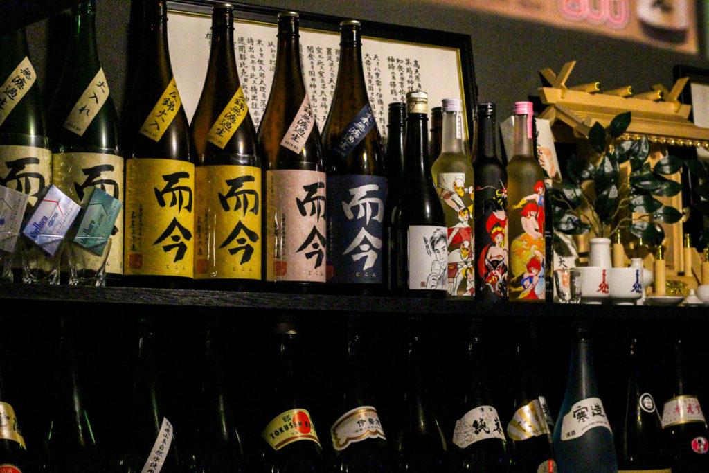 日本酒バル「蔵」1