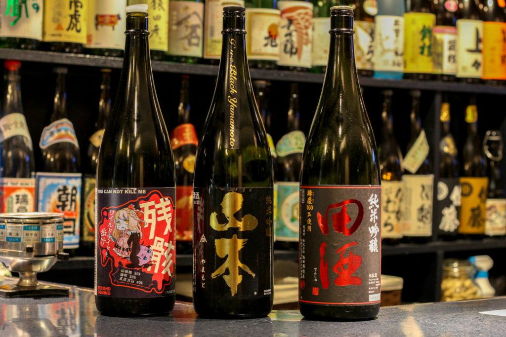 日本酒バル「蔵」4