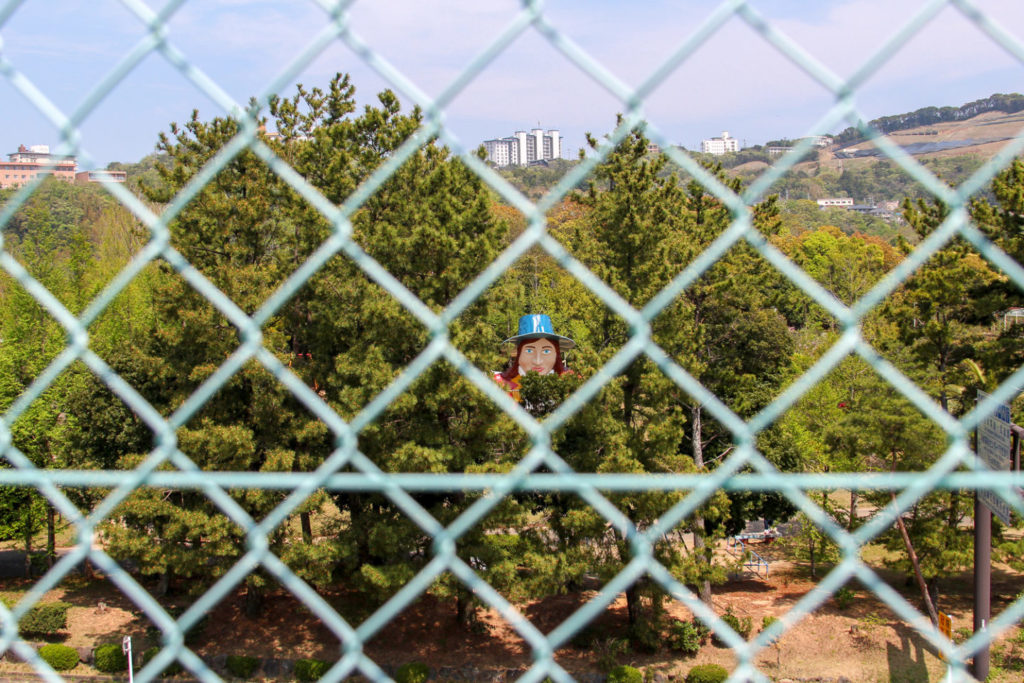 鳥羽ハローからの「ガリバー滑り台」2