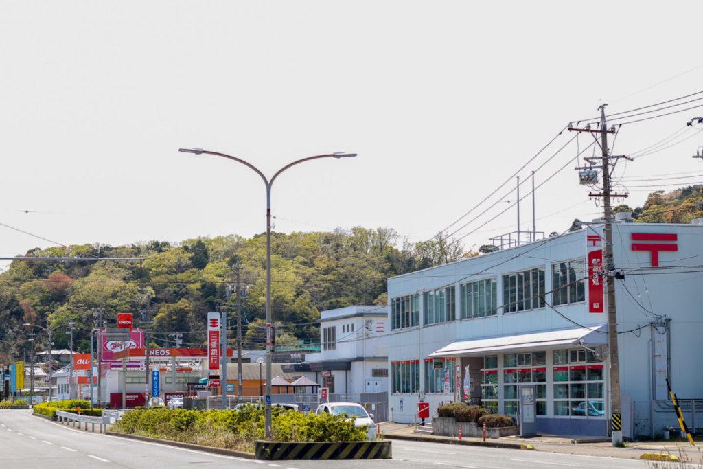 鳥羽郵便局