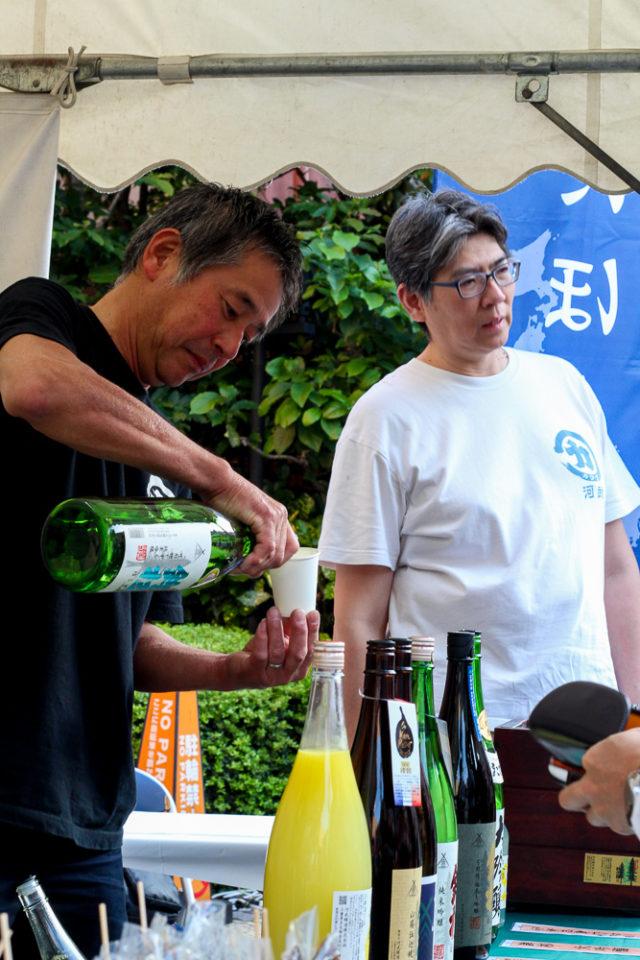 ラグザ大阪 にほんのお酒4