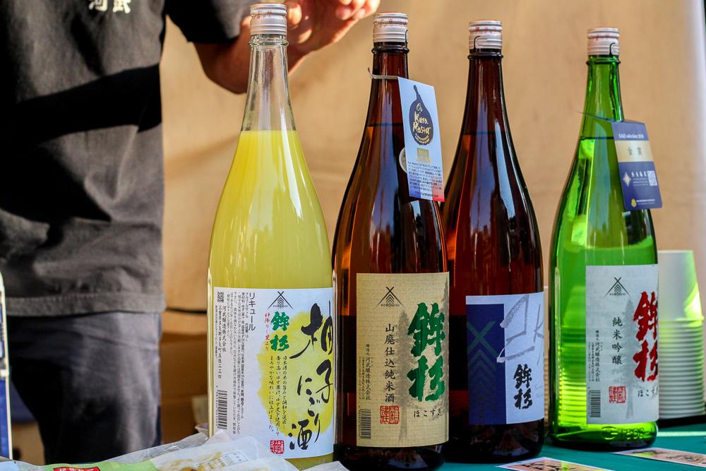河武醸造 ラグザ大阪 にほんのお酒