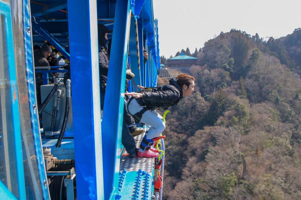 竜神大吊橋バンジー1