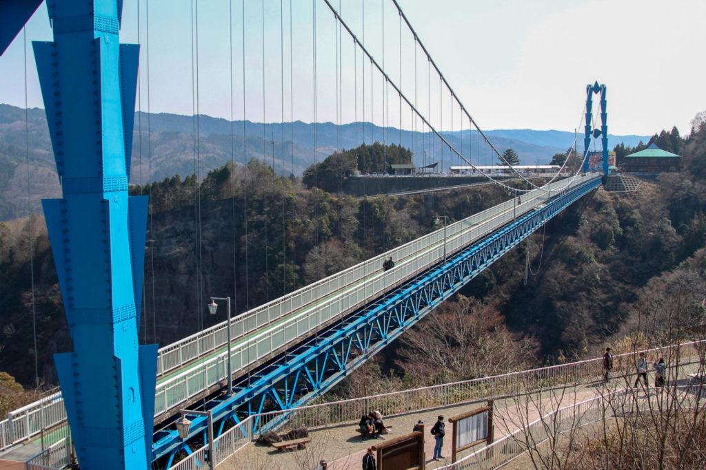 竜神大吊橋バンジー24