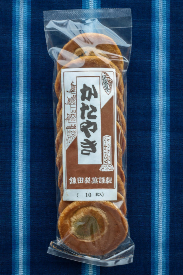 三重県伊賀市 鎌田製菓 かた焼き7