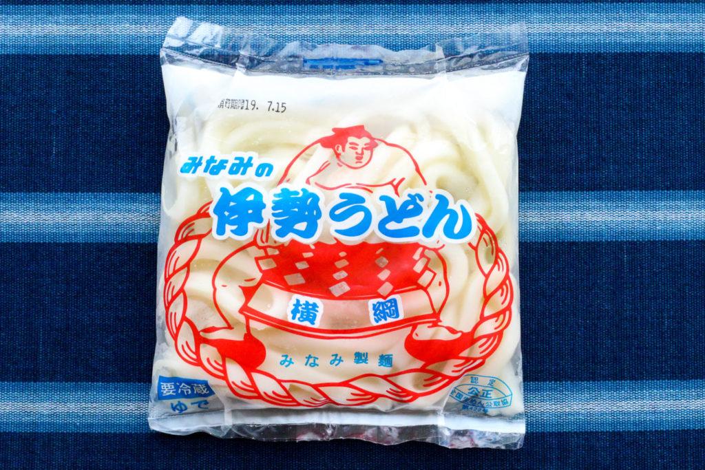 三重県伊勢市のお土産 みなみの伊勢うどん みなみ製麺1