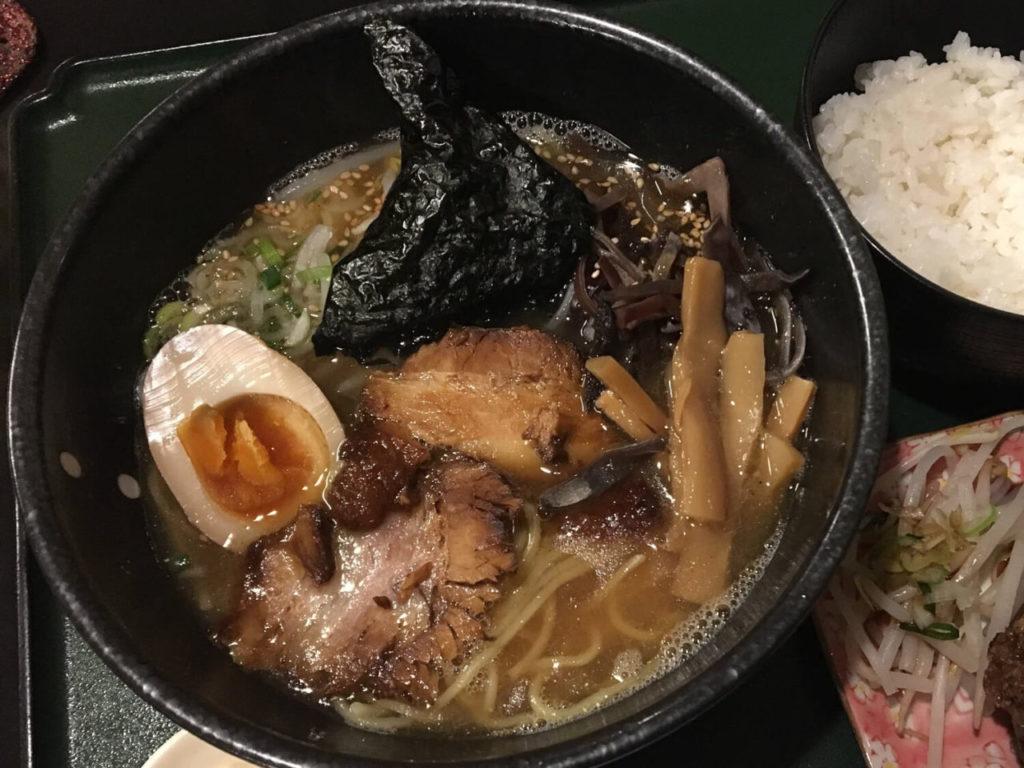 銚子川周辺のお店 無化調 ケンぞ〜 ケンぞ〜らーめん醤油2