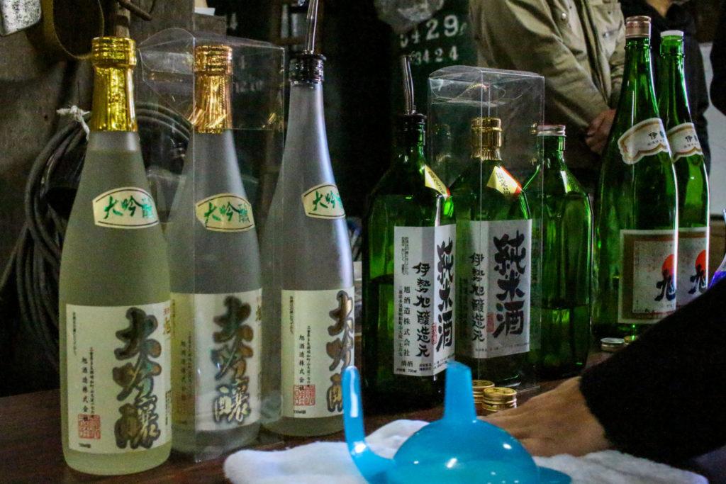 明和観光 穴場紹介 旭酒造3