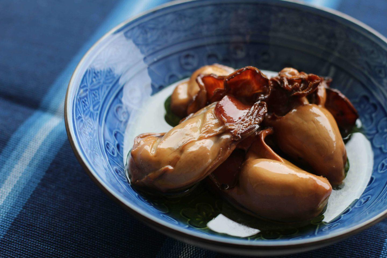 海童工房 魚寅 牡蠣の燻製オリーブオイル漬け 2