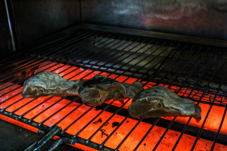 鳥羽大庄屋かどや ボラのぬか漬け5年もの 花清水さん焼き調理