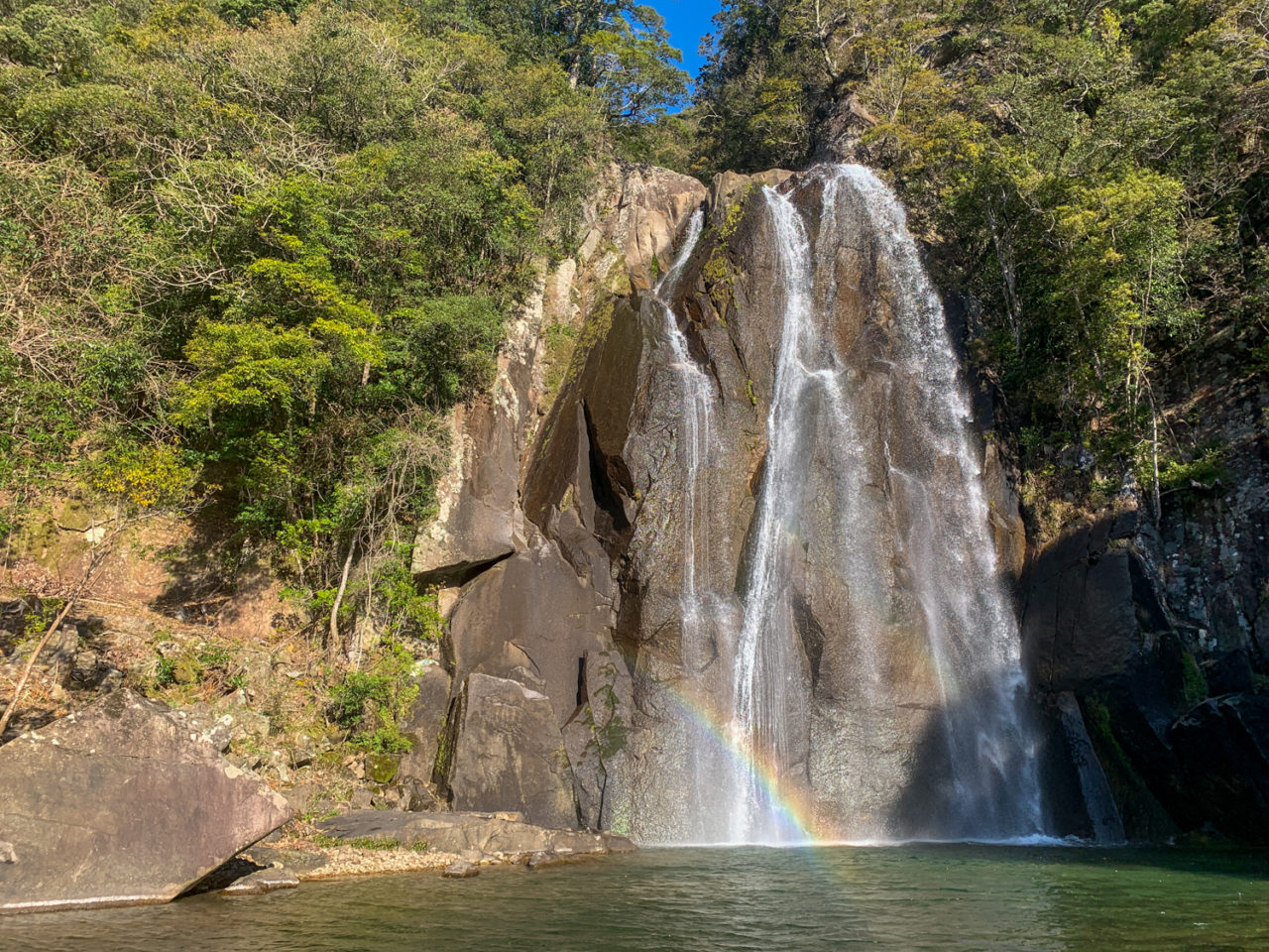 飛雪の滝1