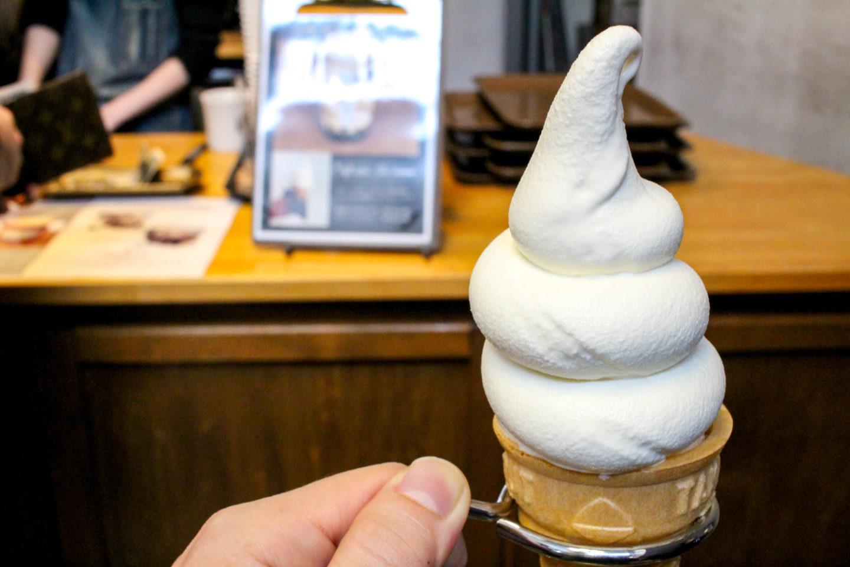MUSEA (ミュゼア)ソフトクリーム3