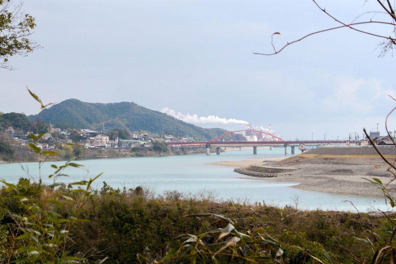紀宝町 熊野大橋