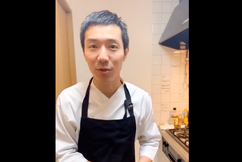 「鯛の手毬寿司づくり インスタLIVE」A3