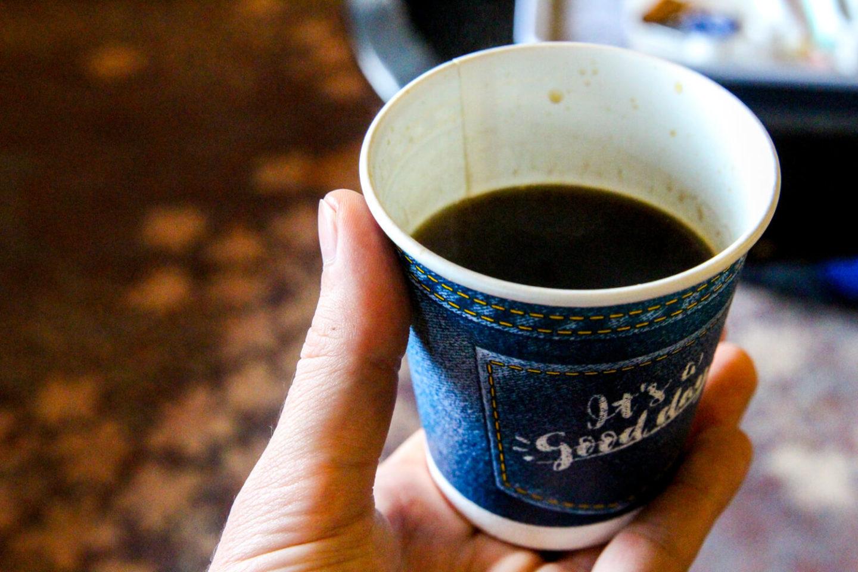 鳥羽小浜荘 コーヒー