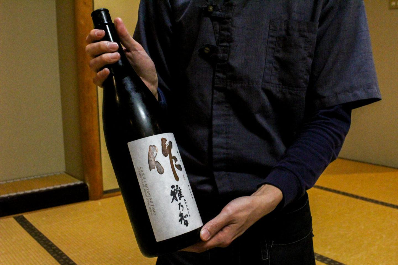 鳥羽小浜荘 日本酒作