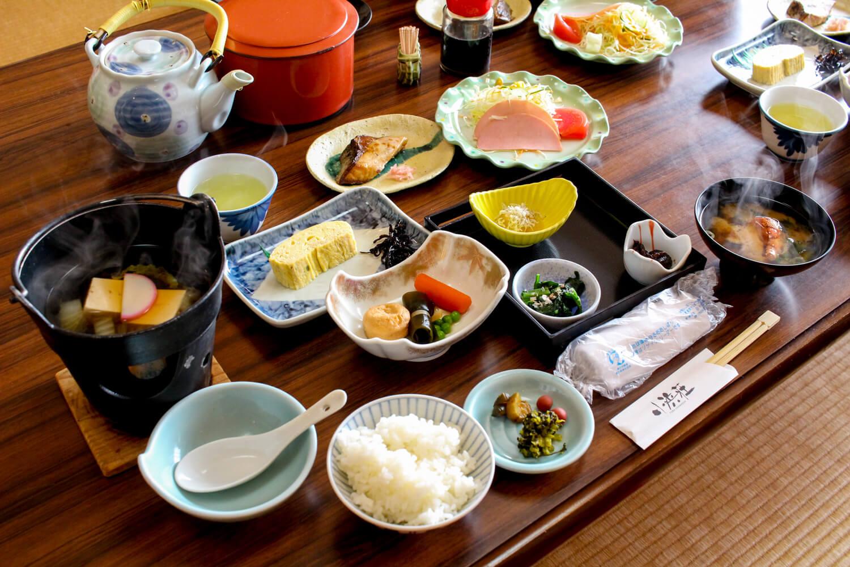 鳥羽小浜荘 朝食
