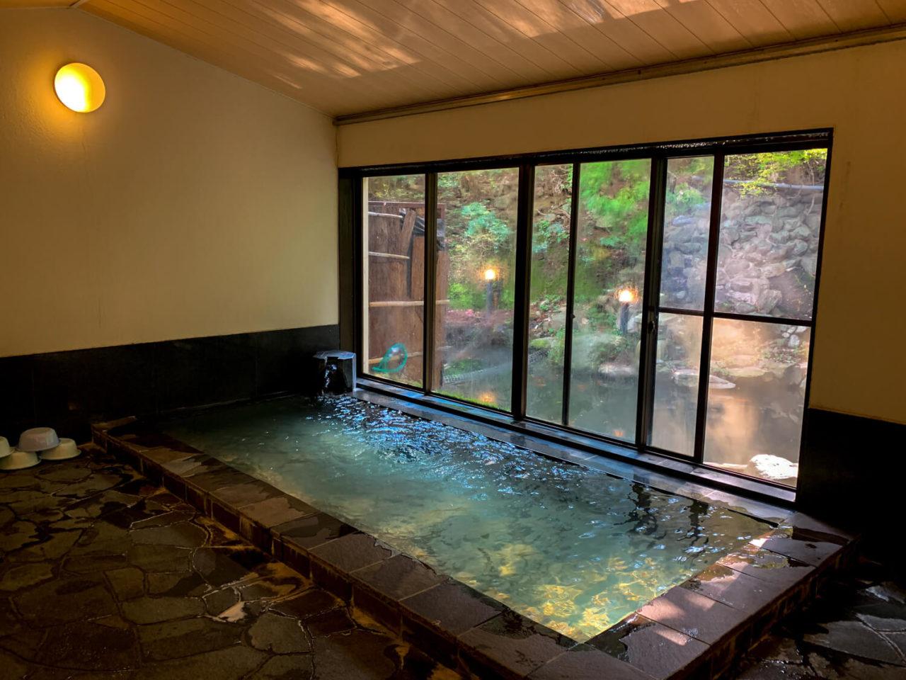 鳥羽小浜荘 温泉大浴場1