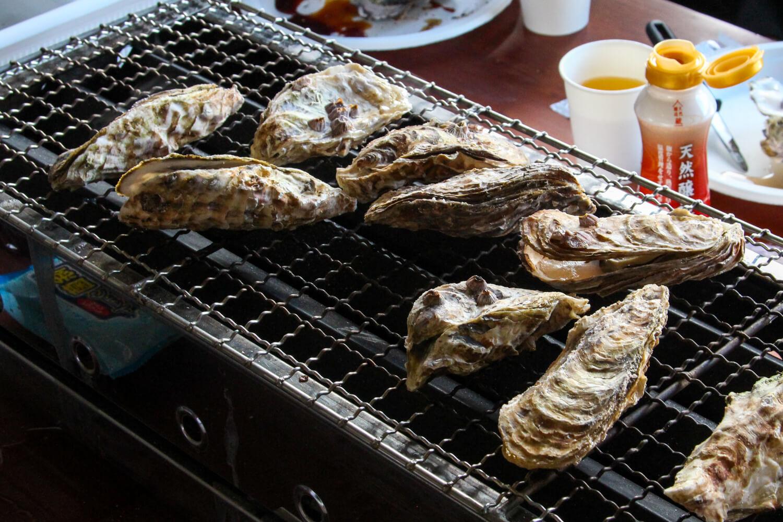 Anchor. 漁師の貸切アジト 焼き牡蠣
